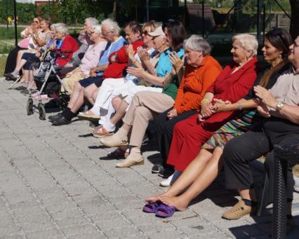 Návštěva hráčů SK Jihlava v Integrovaném centru sociálních služeb Jihlava