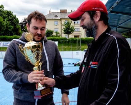 Turnaj RSHb udělal tečku za druholigovým ročníkem
